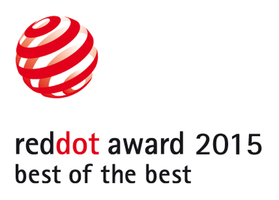 Red Dot Best of the Best 2015